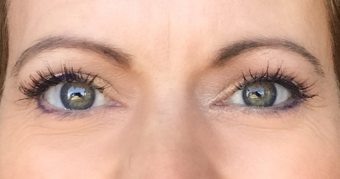 Eye makeup for older hooded eyes