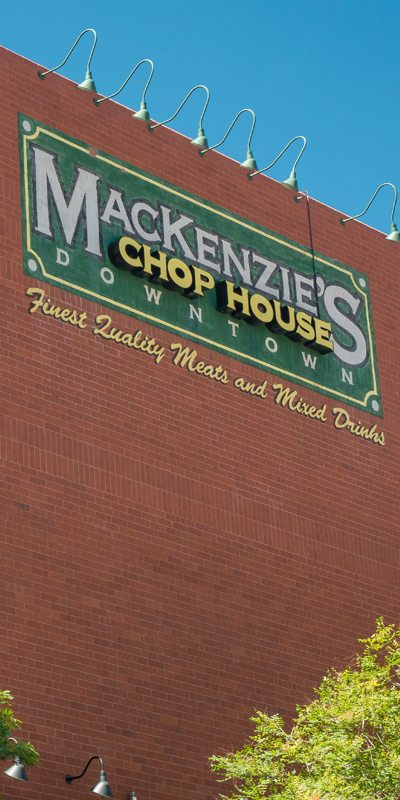 Dining Out in Colorado Springs-MacKenzies Chop House