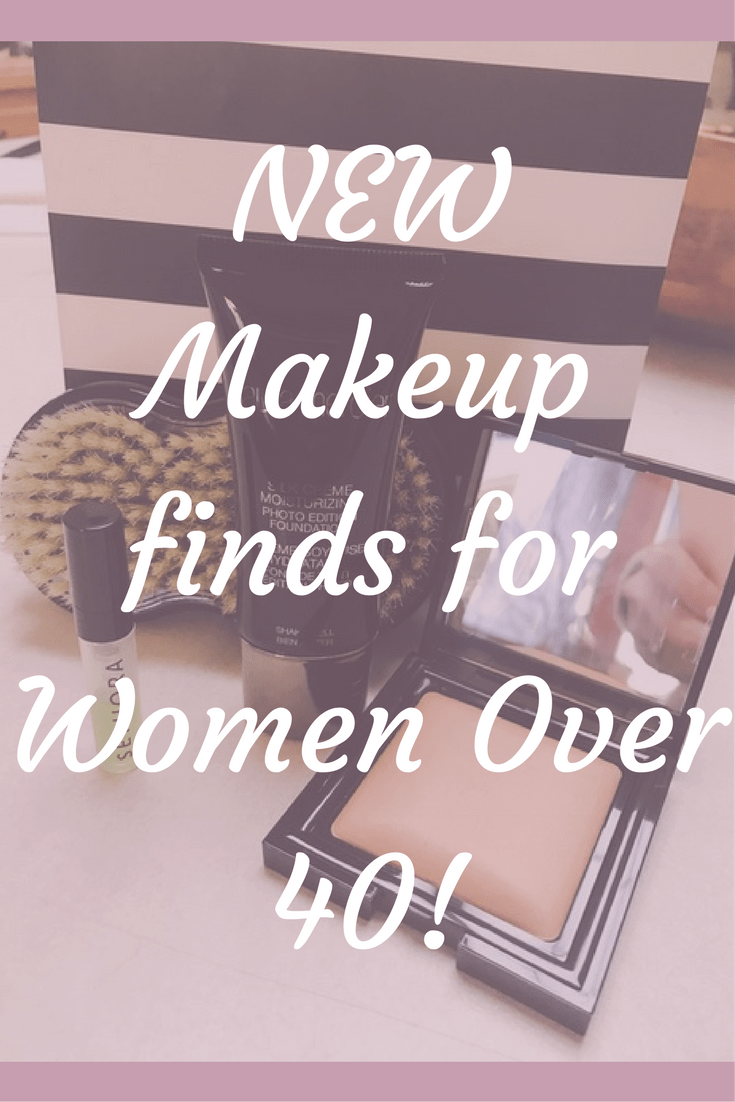 Makeup for Women Over 40!