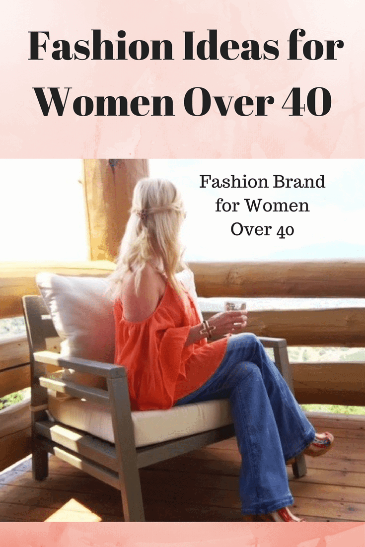Sundance; Fashion brands for women over 40