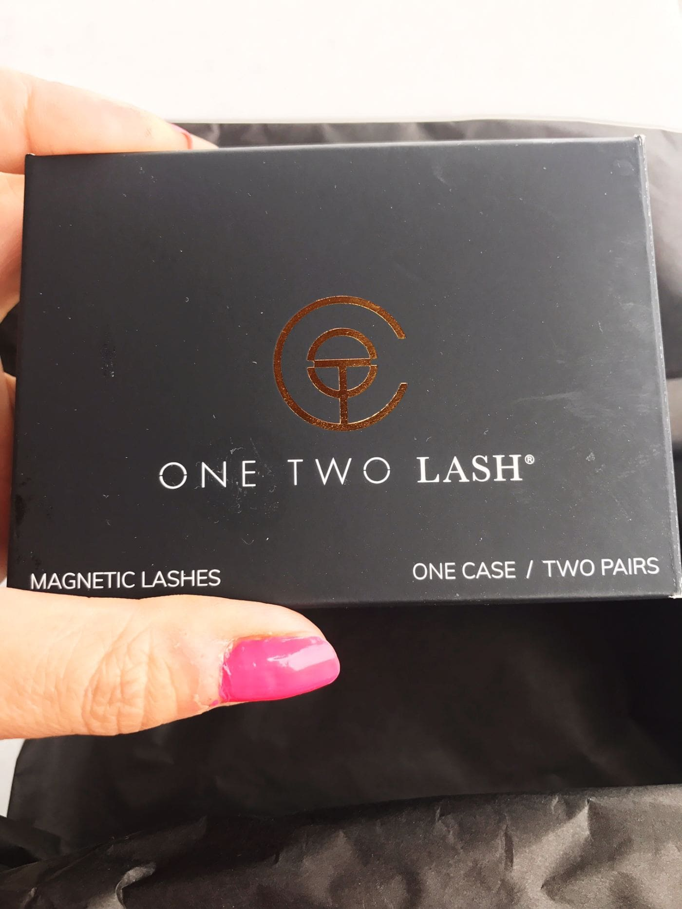 Magnetic Lashes! One Two Magnetic Lash Review