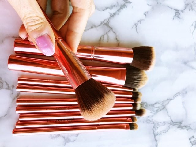 Makeup Brushes for everyday use when you aren't a makeup artist.
