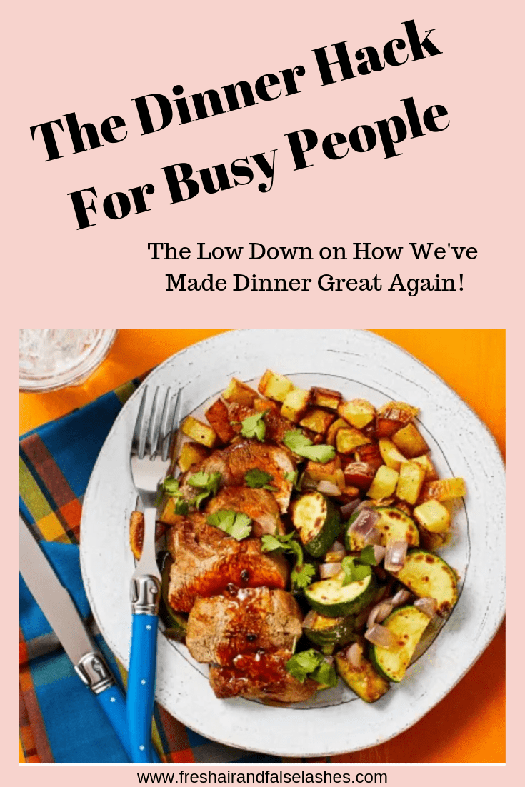 Dinner Hack For Busy People. A full review.