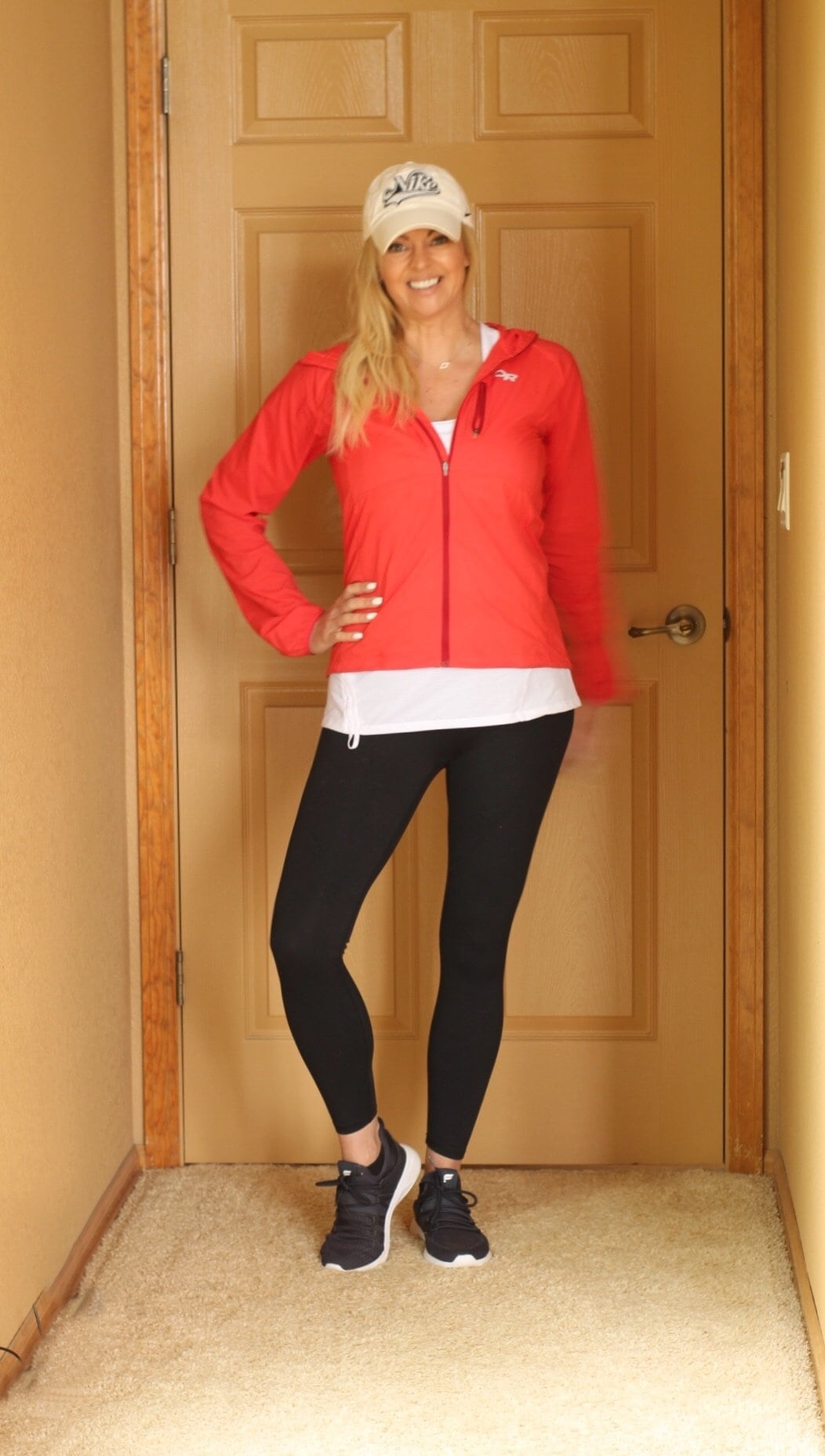 Workout wear over 40
