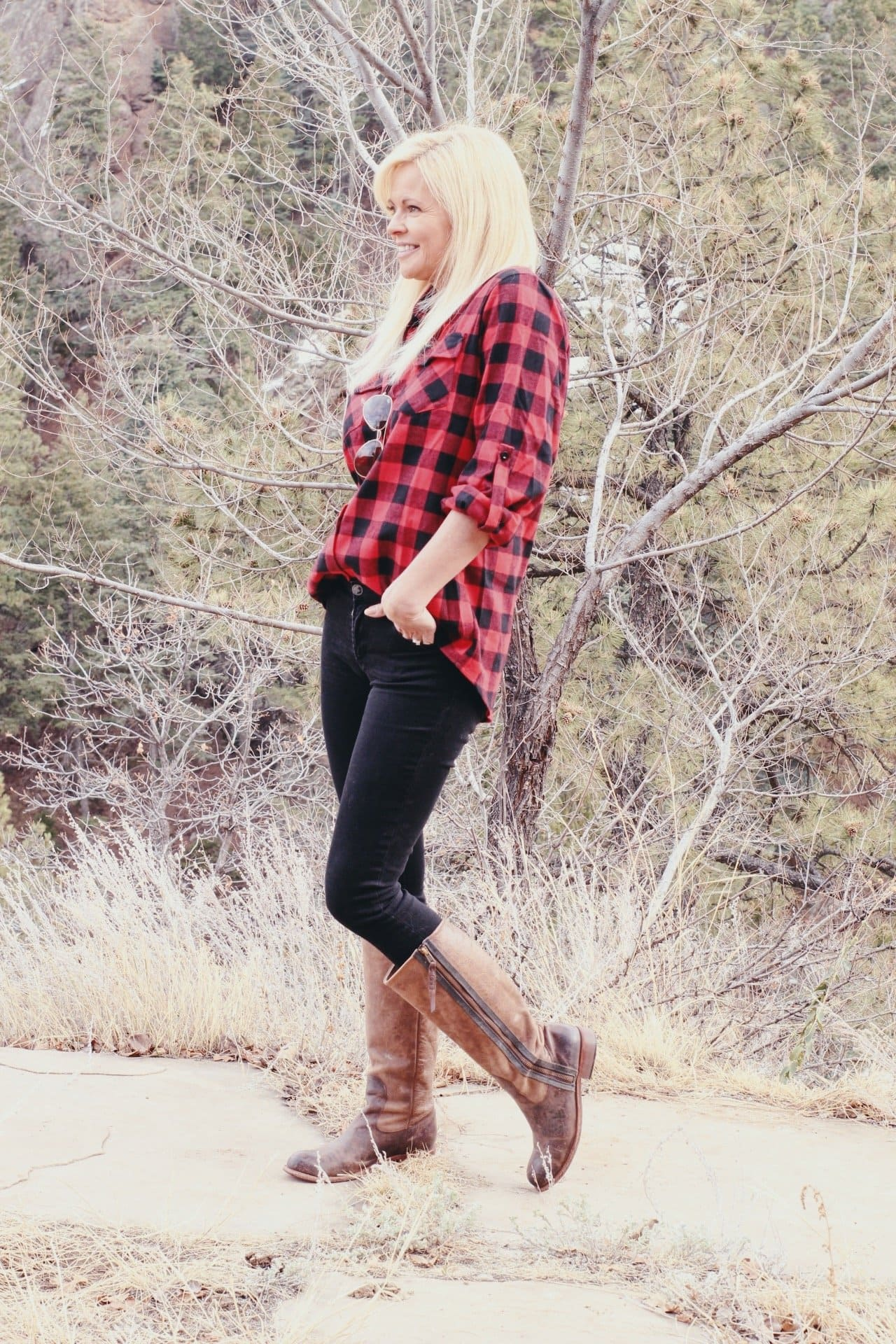 Flannel Outfit Ideas