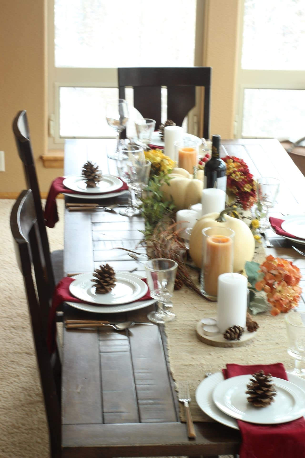 Thanksgiving Table Inspo