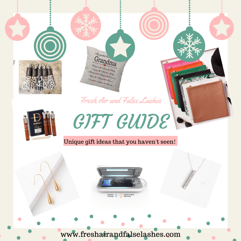 Unique Holiday Gift Guide