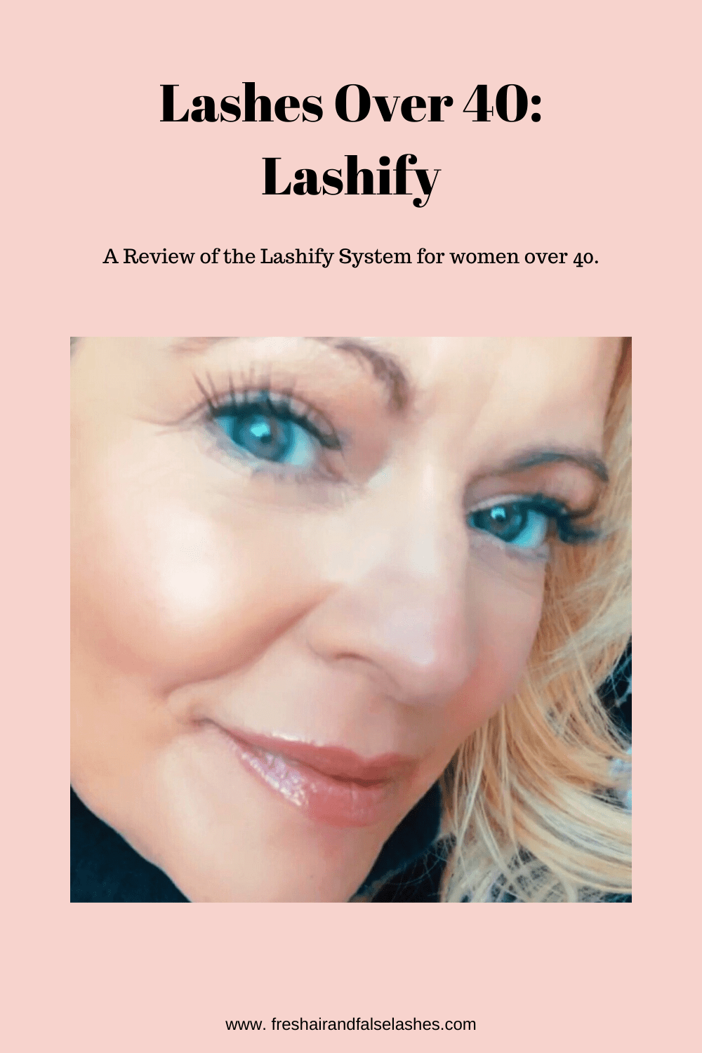 Lashify: A review for women over 40