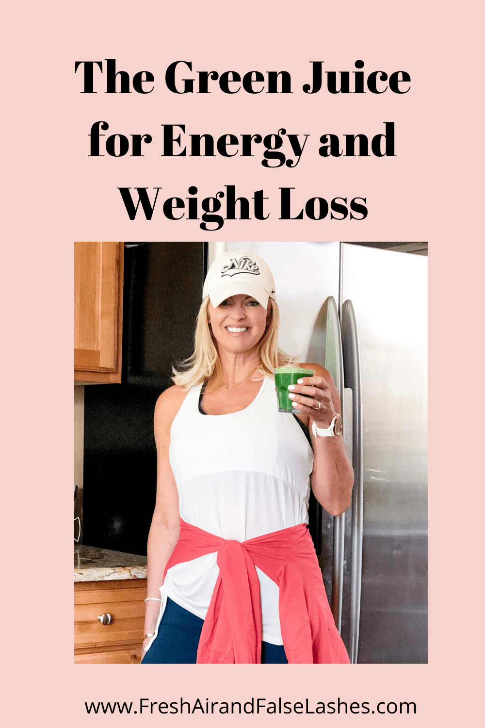 The Green Juice for Energy and weight loss.