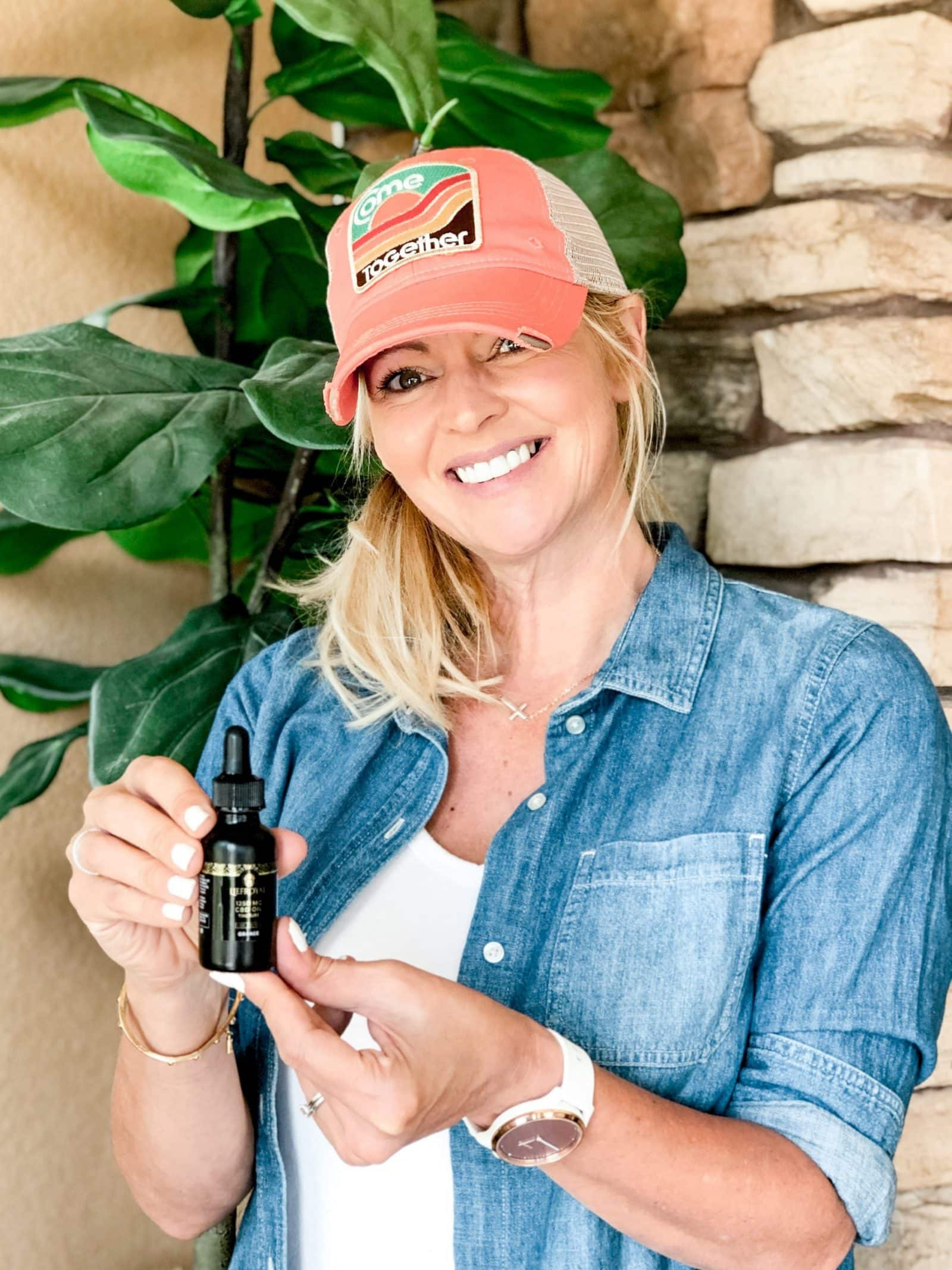 Using CBD oil over 40. Everything you need to know about using CBD Oil.