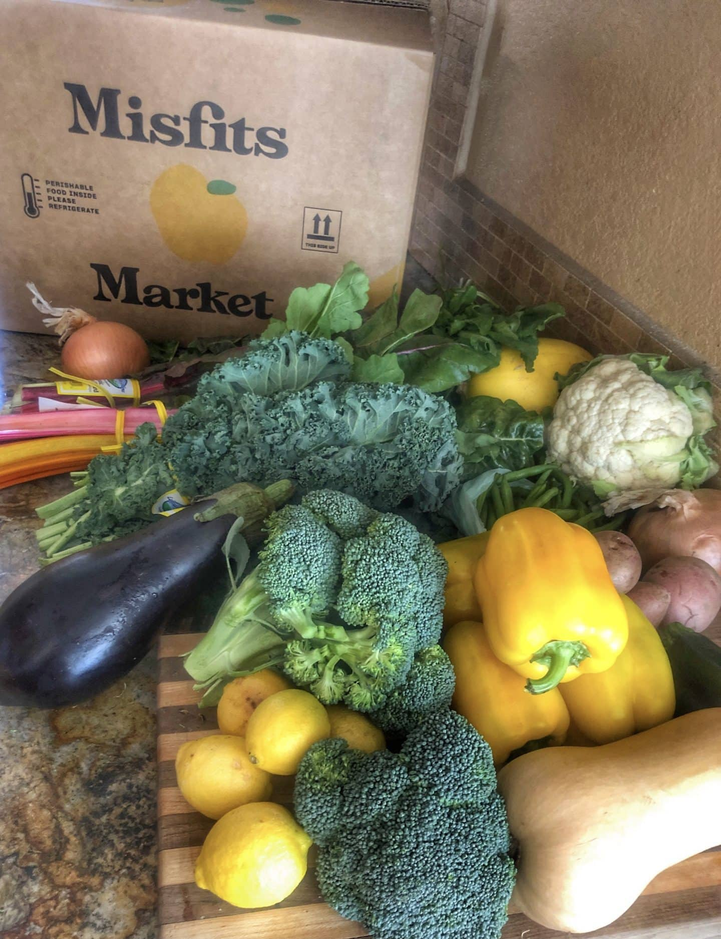 Organic food delivery. I tried it and here's what I thought about it!