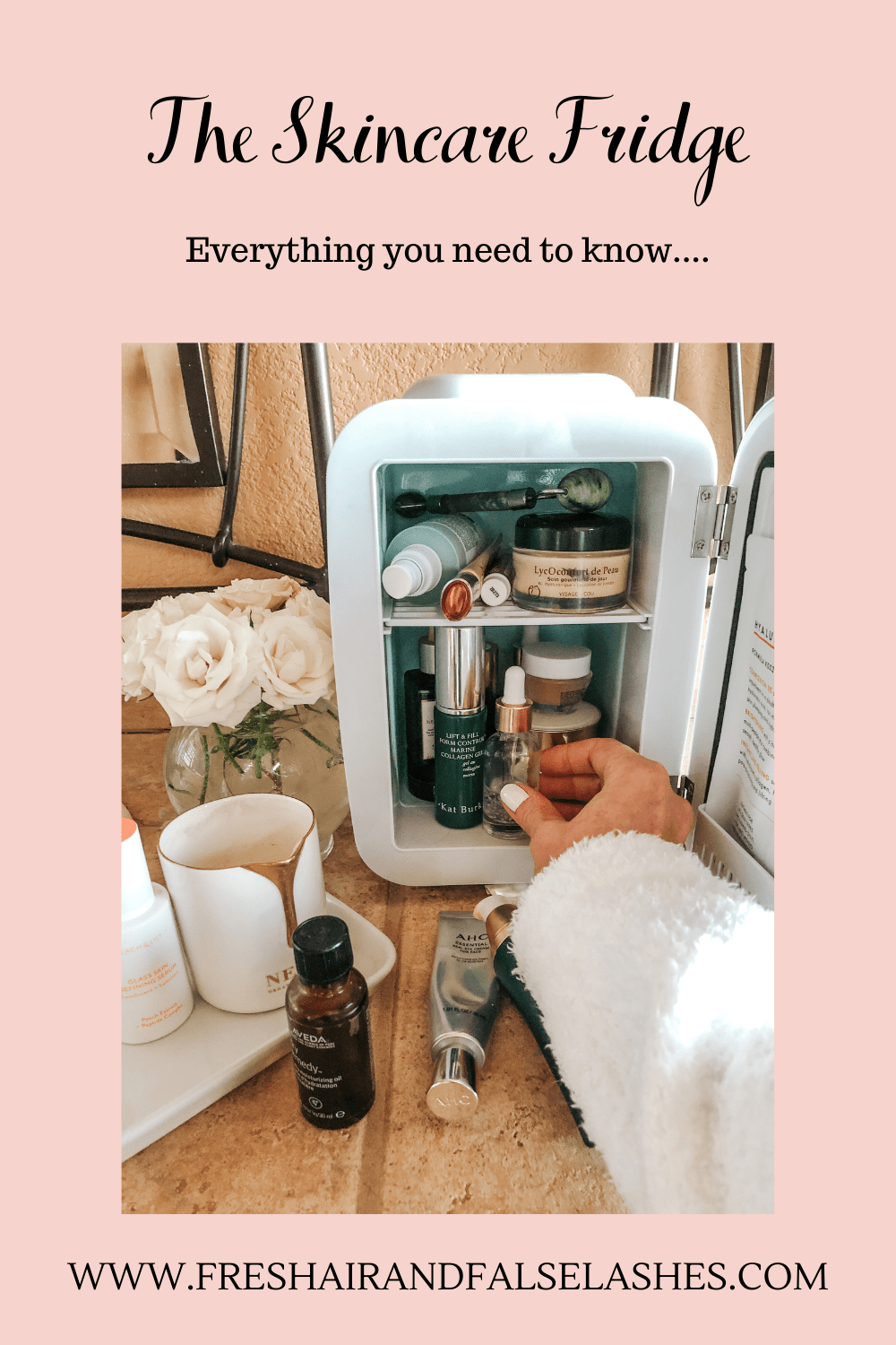 The skincare fridge. Everything you need to know.