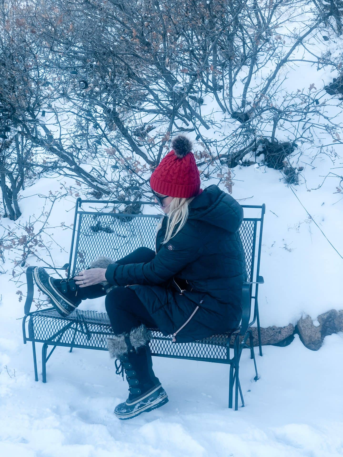 winter outfits. How to construct chic outfits that will keep you warm!